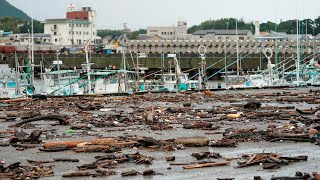 At least 26 dead after Typhoon Hagibis hits Japan
