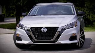 The 2019 Nissan Altima - Driving - Exterior Design