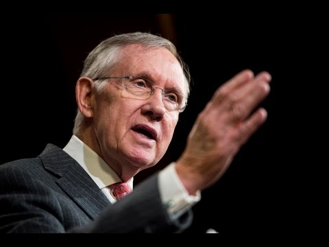Reid on ISIS: 'Destroy These Despicable Terrorists, But Let's Do It the Right Way'