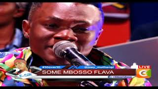 Mbosso Live #10Over10