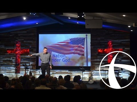 One Nation Under God - By Pastor Chad Everett