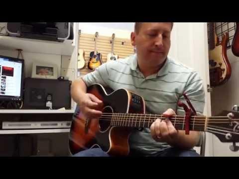 Joe Nichols - Yeah - Guitar Cover