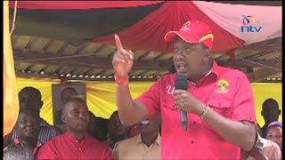 President Uhuru Kenyatta issues shoot to kill order for terror suspects