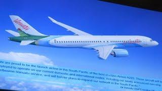 Airbus A220-300 Demo Tour New Zealand - Media Presentation  -  2019