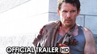 Anarchy Official Trailer #1 (2015) - Ethan Hawke, Milla Jovovich HD