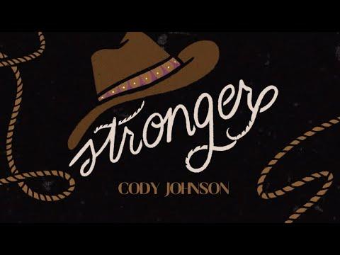 Cody Johnson – Stronger