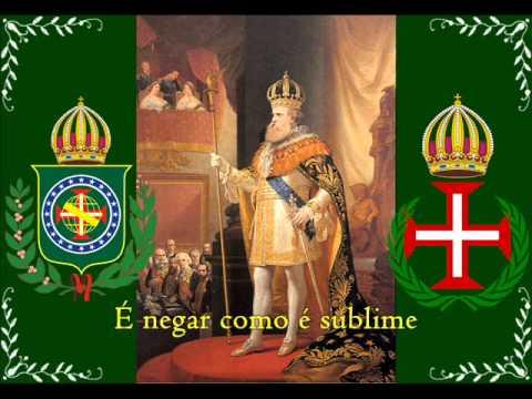 Hino da Coroação de D. Pedro II