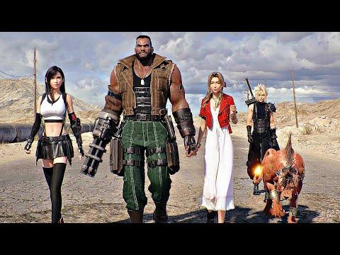 FINAL FANTASY VII Remake Intergrade PS5 - NEW ENDING