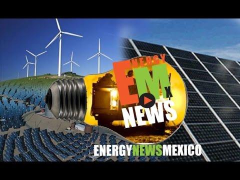 Mexico Energy News - 11-Octubre-2016