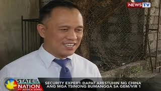 SONA: PRRD, 'di raw payag na maging mitsa ng tensyon ang Chinese vessel ...