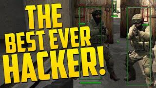 THE BEST TYPE OF HACKER! - CS GO Funny Overwatch Cases