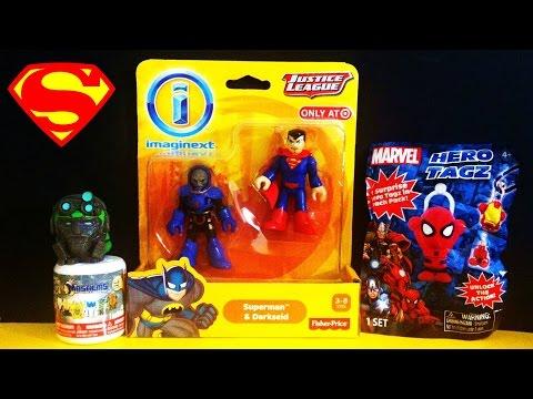 imaginext-superman-&-darkside-marvel-universe-blind-bag-transformers-mashems-hulk