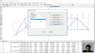 Tutorial SAP2000 2D Truss (Bahasa Indonesia)