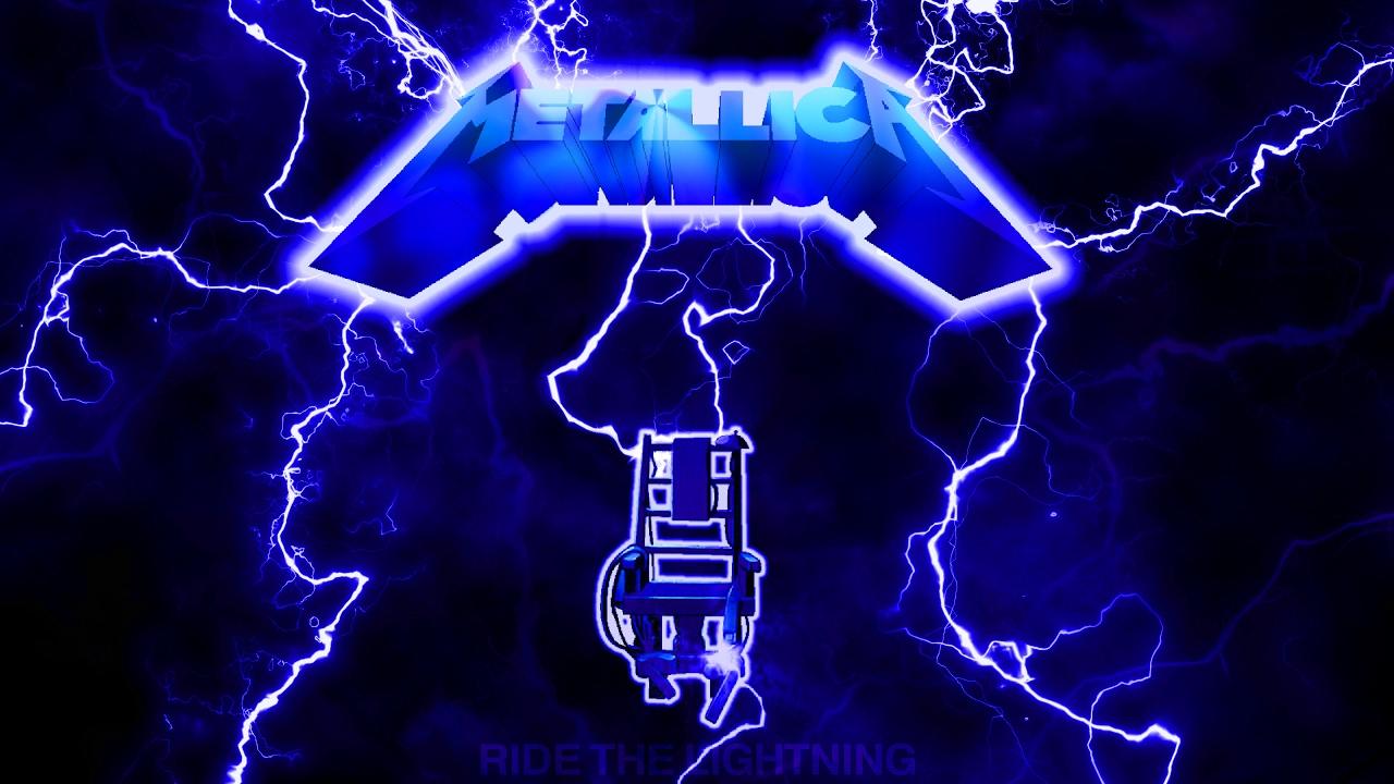 Metallica ride the lightning 2017 remaster mark ii full album youtube - Metallica wallpaper ...