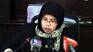 Muslimat PAS ajak Mashitah dialog