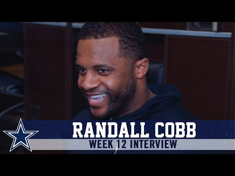 Randall Cobb: It's About Execution | Dallas Cowboys 2019
