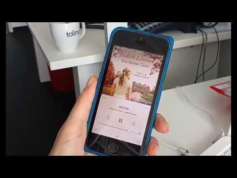 Wie bekommt man eine Hörbuch-Download-Datei aufs IPhone? [Tutorial]
