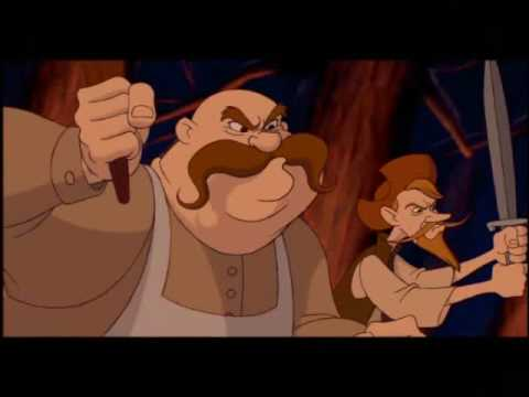 Disney Villains Blame Canada