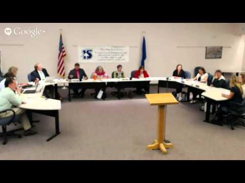 2014_05_12 ISD 15 School Board Meeting Part 2