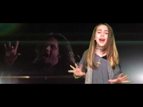 """W.E.T. - """"Watch The Fire"""" - Vocal Cover by 11 year old Kylie G."""