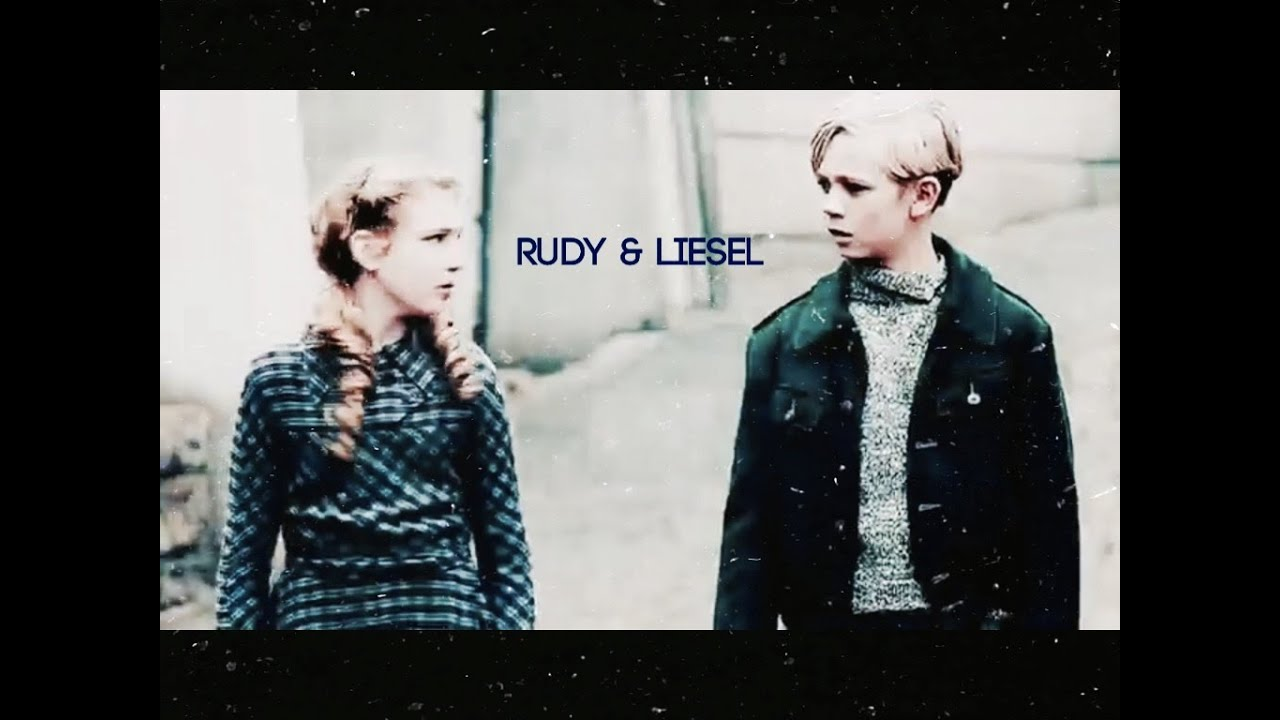 rudy liesel only you the book thief rudy liesel only you the book thief