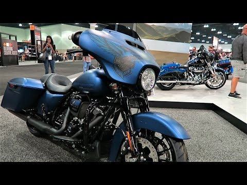 115th Anniversary Harley-Davidson Motorcycles│ All 10 Bikes Shown