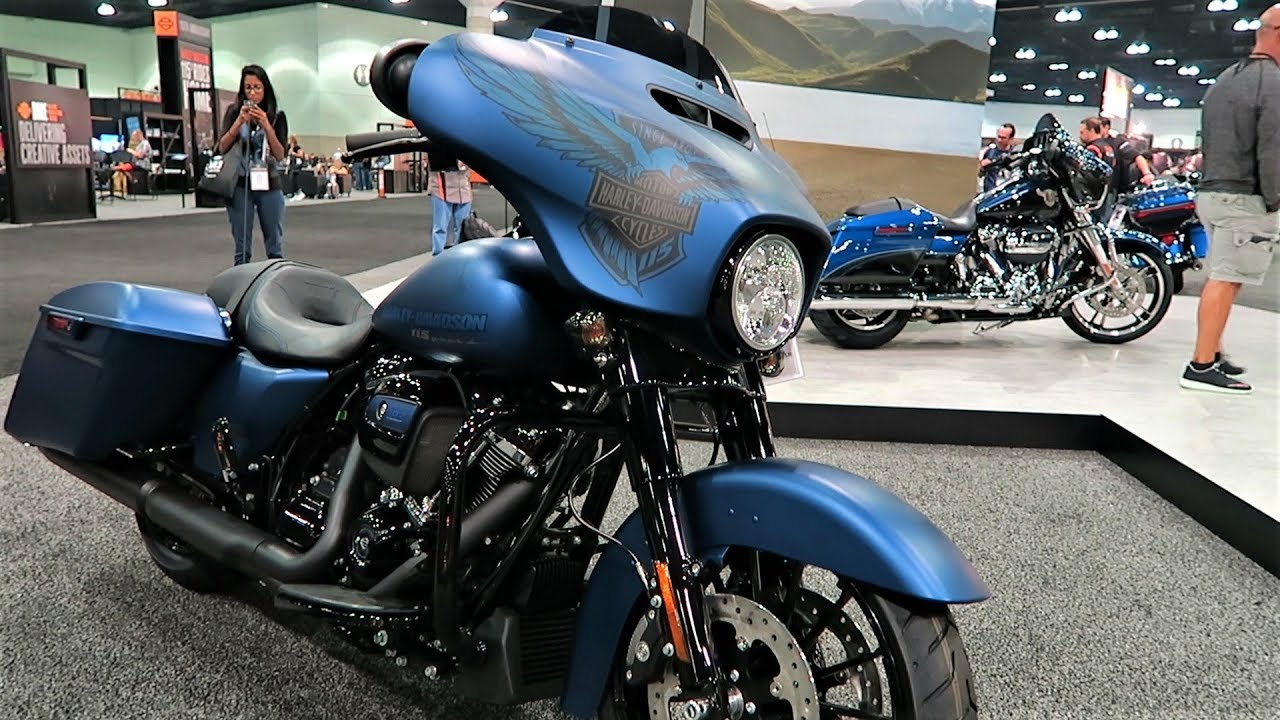 115th Anniversary Harley-Davidson Motorcycles│ All 10 Bikes Shown - YouTube