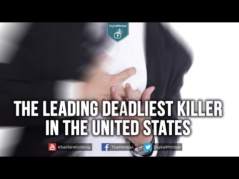 The Leading Deadliest KILLER in the United States