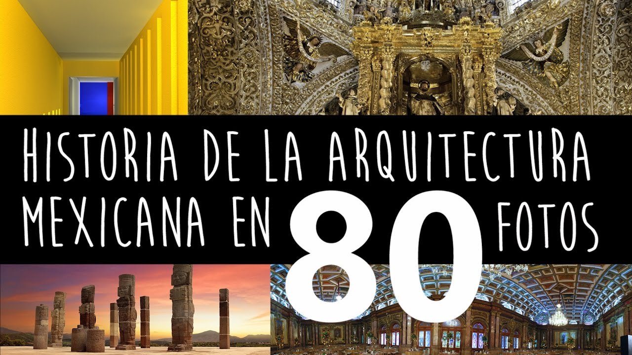 Historia arquitectura de mexico youtube for Arquitectura de mexico