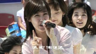 Hey U go girl BYUNTAE Taeyeon SNSD ft TaeNy