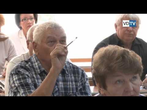 В Волгограде обучают пенсионеров, желающих найти работу