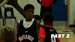 Julius Joseph-Brown 2016 Summer Highlights PART 2 [Class of 2022]