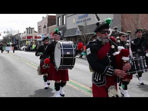 2017 Bergen County St. Patrick's Day Parade