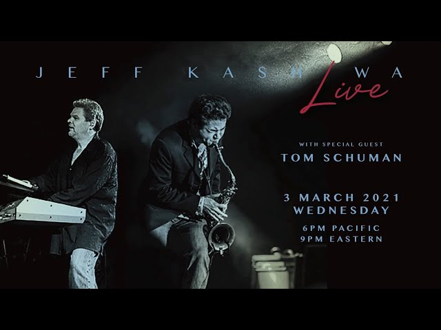 Jeff Kashiwa Live From The Zen Den (Episode 7) feat. TOM SCHUMAN