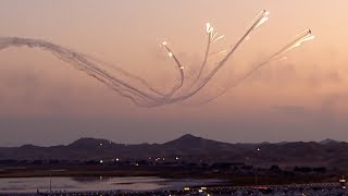 Audience wowed by fireworks and aerobatics at 2018 Alxa Aviation Festival thumbnail