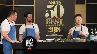 Mume chefs Richie Lin, Kai Ward and Long Xiong on Taiwan