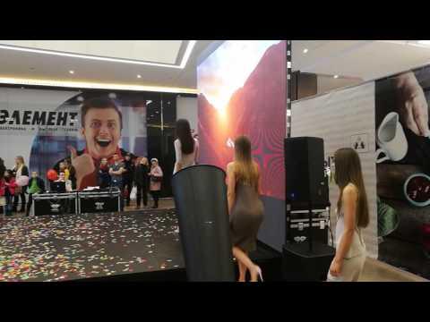 Милавица Минск показ белья в Галилеи 2017