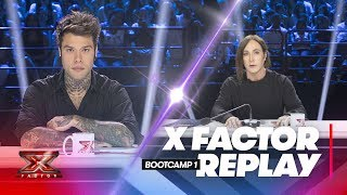 X Factor 2018 Replay: Bootcamp 1