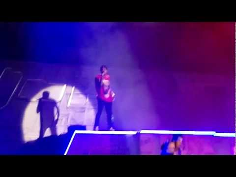 Chris Brown - Take You Down Live In Amsterdam 6 December 2012
