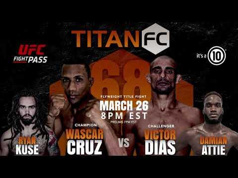 Titan FC 68 Show Highlights