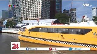 TP. Hồ Chí Minh: Đưa vào vận hành tuyến buýt đường sông | VTV24