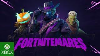 Fortnite - Fortnitemares 2018 Trailer