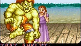 Street Fighter II - Final do Blanka