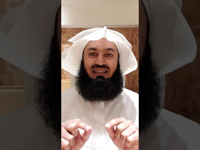 How do I contact Mufti Menk?