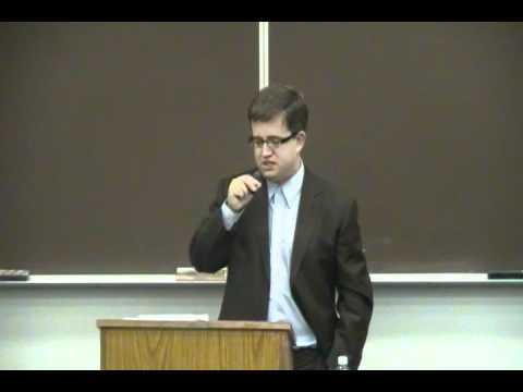 Citizens United v FEC Debate at UW Part 1 of 2