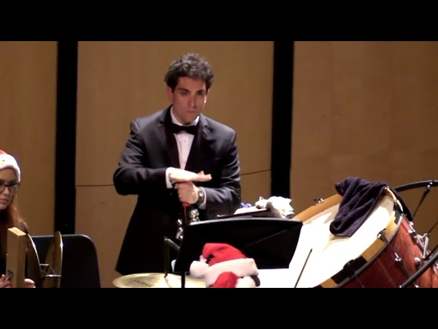 10 DHS Symphony Orchestra Sleigh Ride Anderson