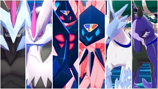 FULL POKEMON FUSION TËAM ! Kyurem Black & White , Necrozma Dawn & Dusk , Calyrex Shadow & Ice Rider