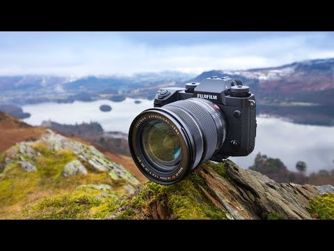 Fujifilm XH1 Real World Camera Review