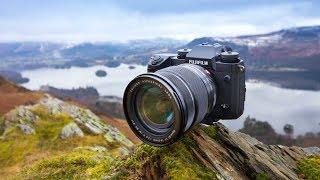Fujifilm XH1 Real World Camera Review