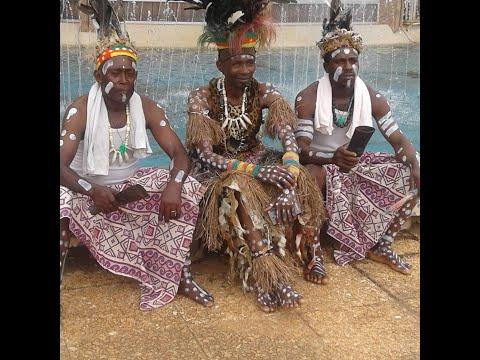 Danse traditionnelle Camerounaise du Mbam dite danse Bafia